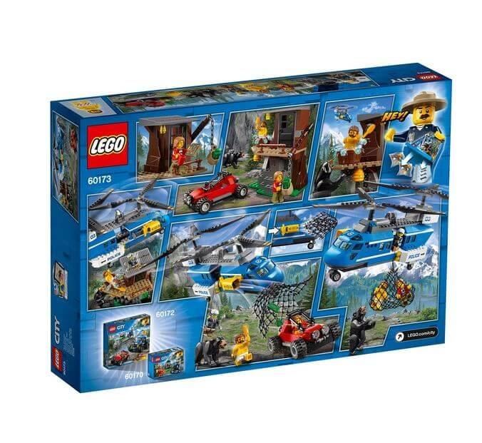 LEGO® City Police Arest pe munte 60173 [1]