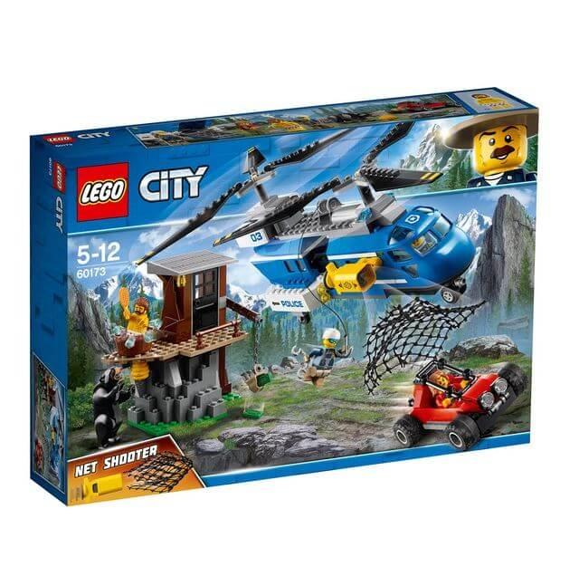 LEGO® City Police Arest pe munte 60173 [0]