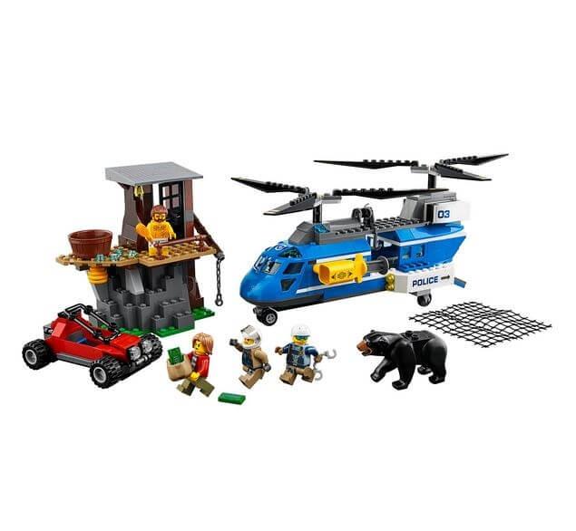 LEGO® City Police Arest pe munte 60173 [2]