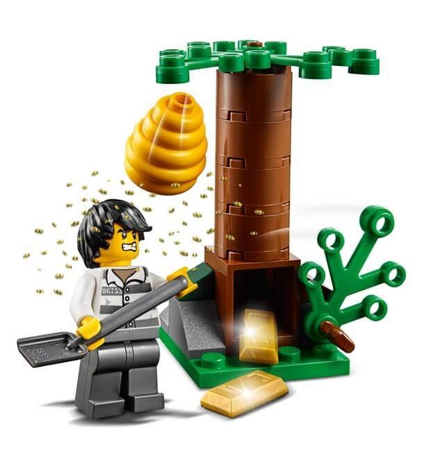 LEGO® City Police Dezertori pe munte 60171 [2]