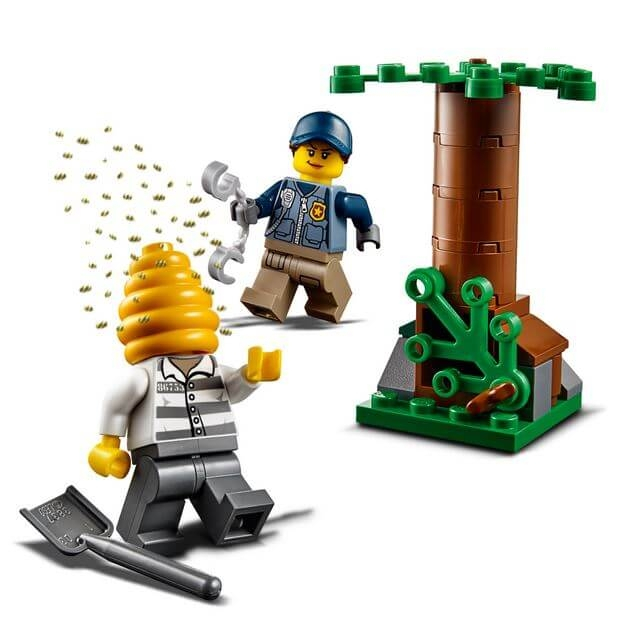 LEGO® City Police Dezertori pe munte 60171 [4]