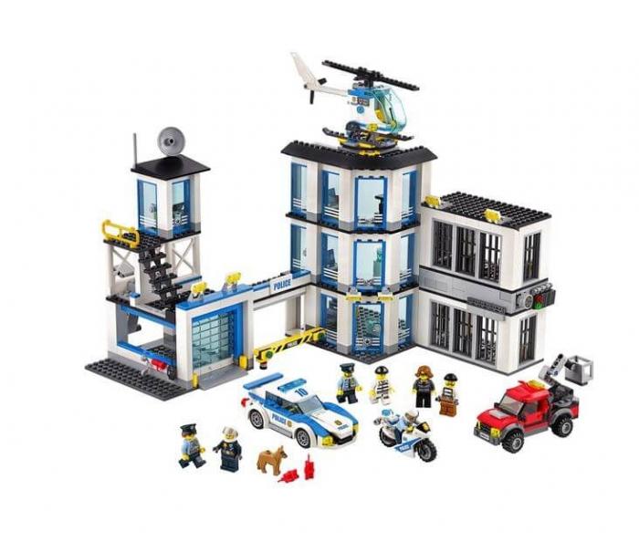 LEGO® City Police Sectie de politie 60141 2