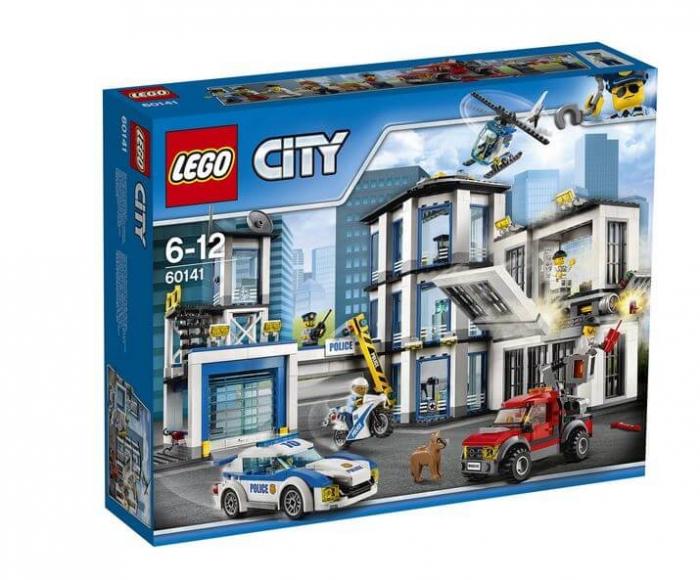LEGO® City Police Sectie de politie 60141 0