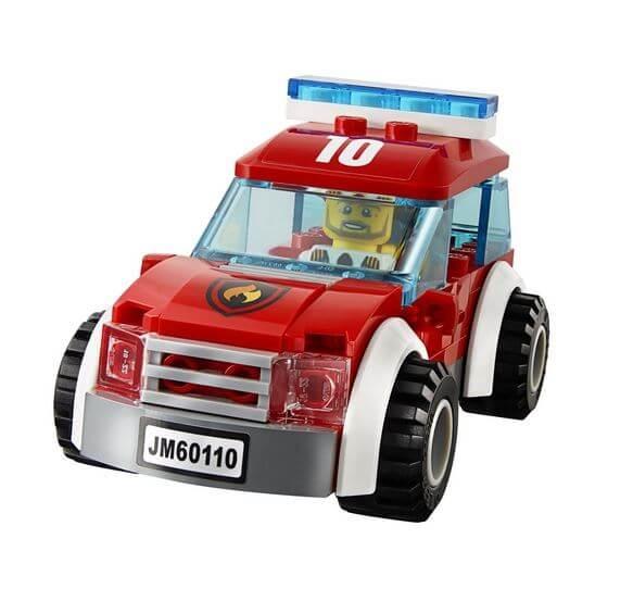 LEGO® City Remiza de pompieri 60110 5