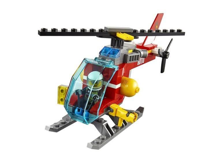 LEGO® City Remiza de pompieri 60110 3