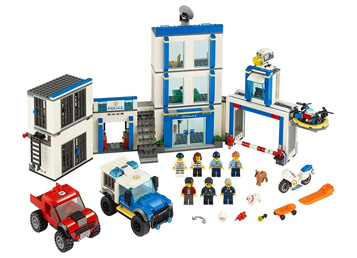 LEGO® City: Sectie de politie 60246 [0]