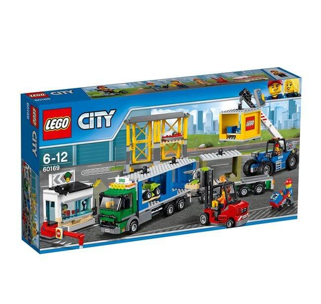 LEGO® City  Spitalul LEGO  City 60204 0