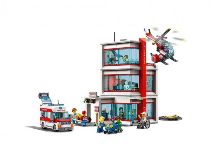 LEGO® City  Spitalul LEGO  City 60204 6