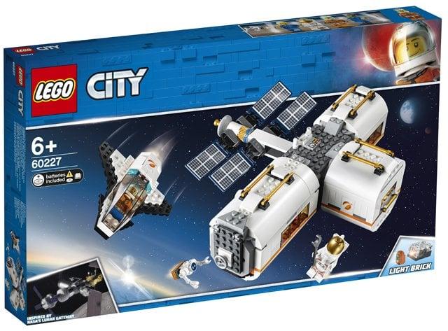 LEGO® City : Statie spatiala lunara 60227 0