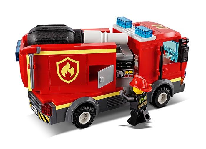 LEGO® City: Stingerea incendiului de la Burger Bar 60214 [2]