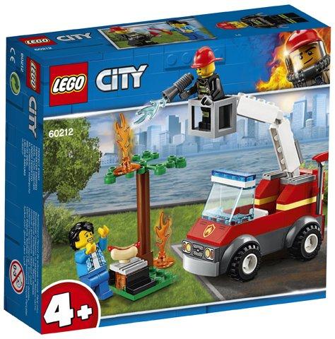LEGO® City: Stingerea incendiului de la grătar 60212 [0]