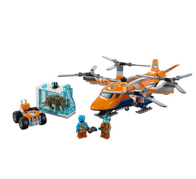 LEGO® City  Transport aerian arctic 60193 5