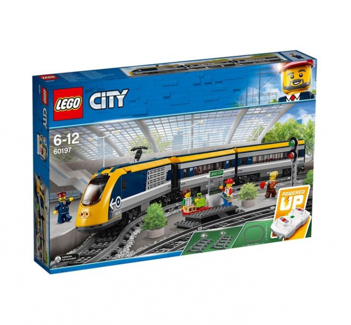 LEGO® City Tren de calatori 60197 0