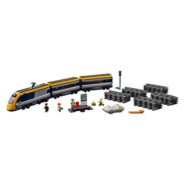 LEGO® City Tren de calatori 60197 1