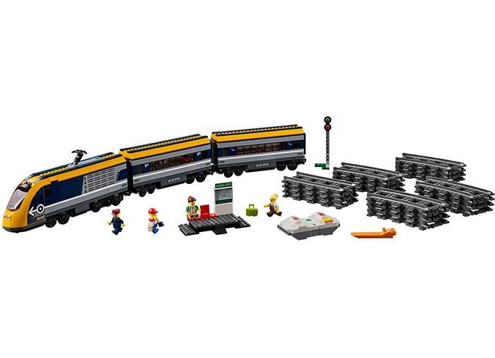 LEGO® City Tren de calatori 60197 [0]