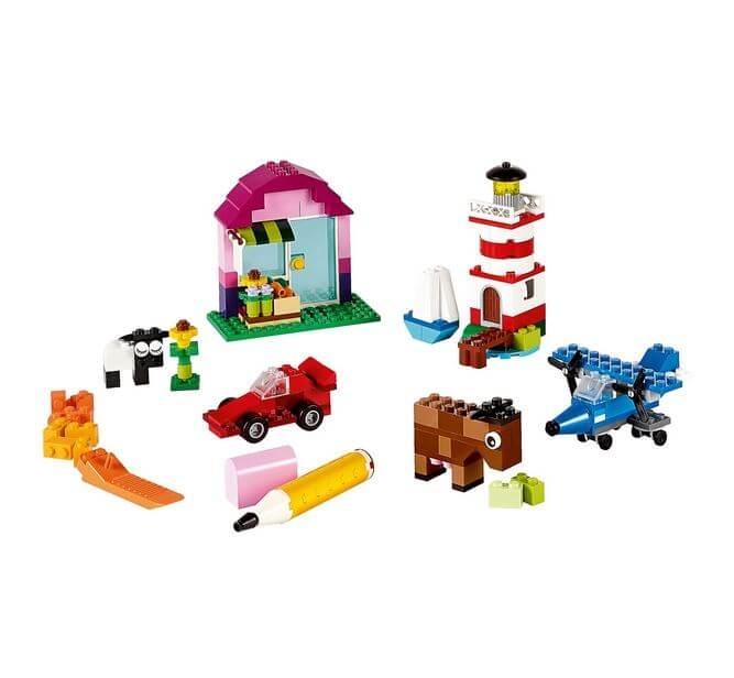 LEGO® Classic Caramizi creative LEGO® 10692 5