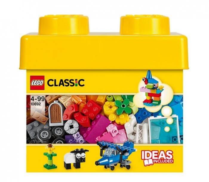 LEGO® Classic Caramizi creative LEGO® 10692 4