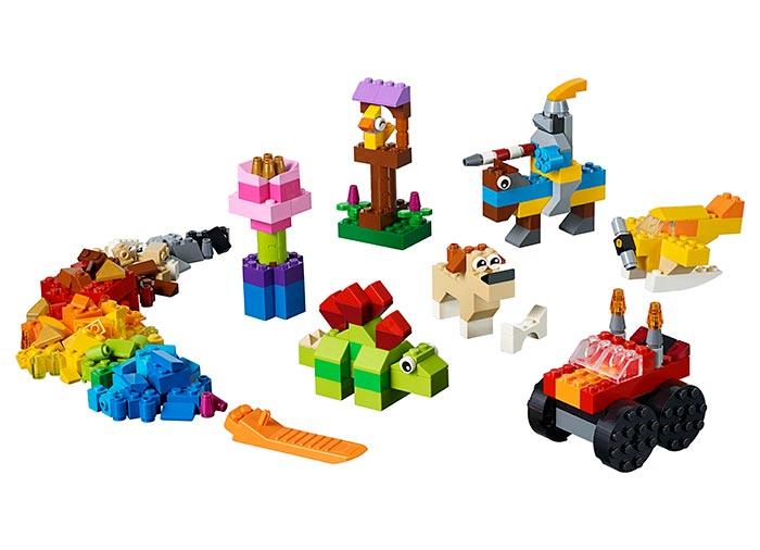 LEGO® Classic: Cărămizi de bază 11002 [0]