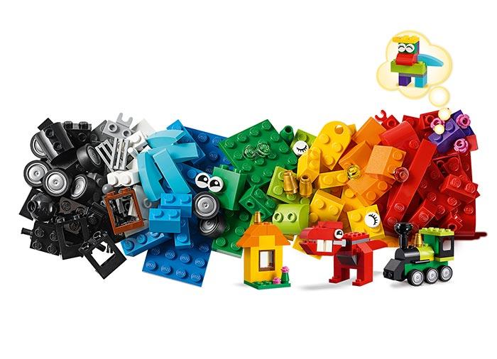 LEGO® Classic: Cărămizi și idei 11001 2