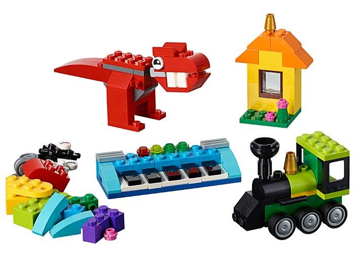 LEGO® Classic: Cărămizi și idei 11001 0