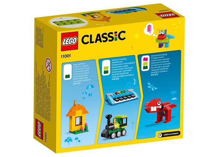 LEGO® Classic: Cărămizi și idei 11001 1