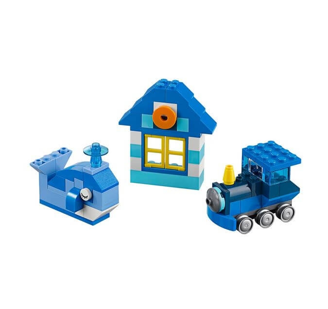 LEGO® Classic Cutie albastra de creativitate 10706 2