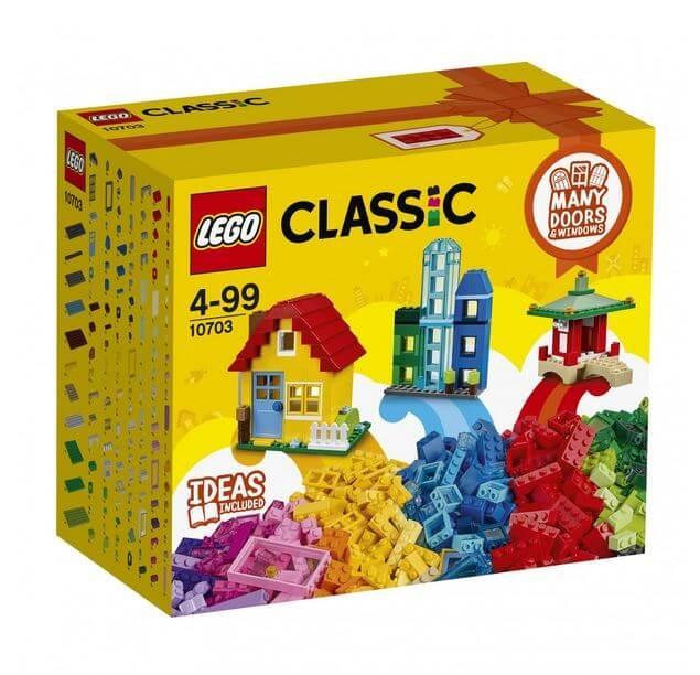 LEGO® Classic Cutie creativa de constructor 10703 0