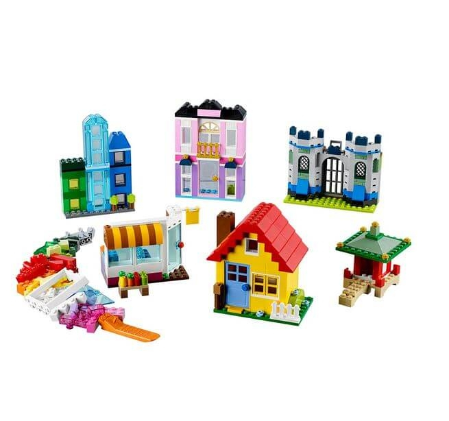 LEGO® Classic Cutie creativa de constructor 10703 1
