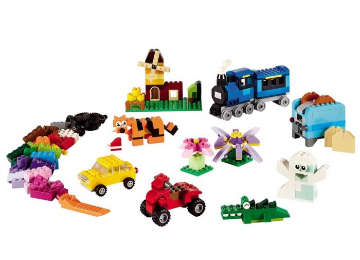 LEGO® Classic Cutie medie de constructie creativa LEGO® 10696 0