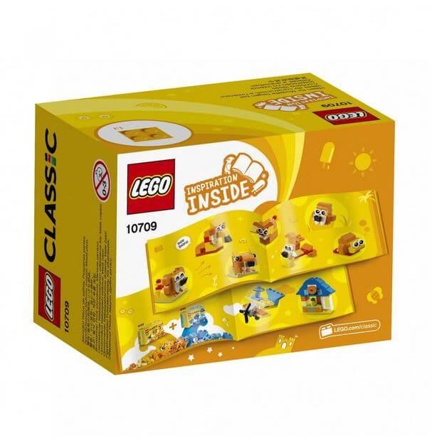 LEGO® Classic Cutie portocalie de creativitate 10709 1