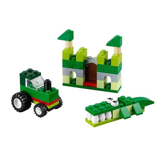 LEGO® Classic Cutie verde de creativitate 10708 2