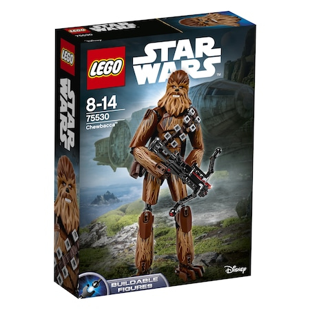 LEGO® Constraction Star Wars™ Chewbacca™ 75530 [0]