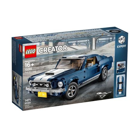 LEGO Creator Expert - Ford Mustang 10265 9