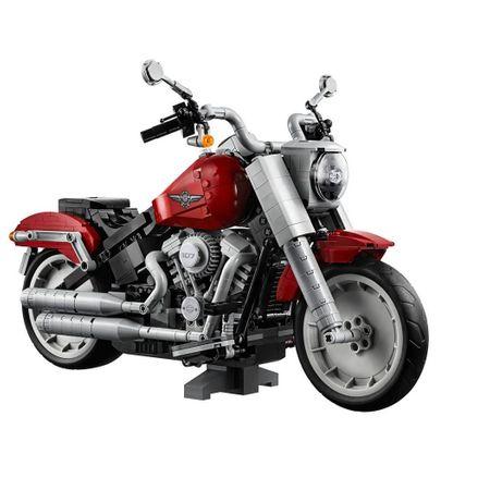 LEGO Creator Expert - Harley-Davidson Fat Boy 10269 1