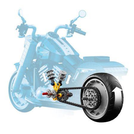 LEGO Creator Expert - Harley-Davidson Fat Boy 10269 4
