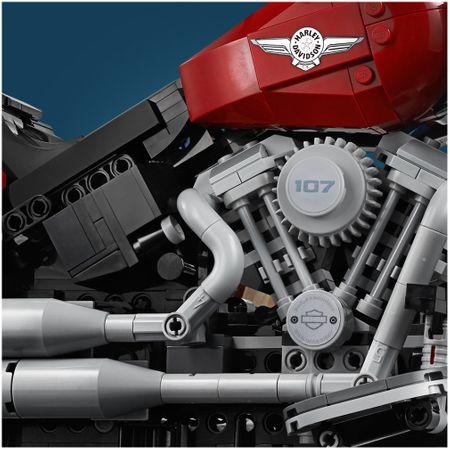 LEGO Creator Expert - Harley-Davidson Fat Boy 10269 8
