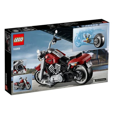 LEGO Creator Expert - Harley-Davidson Fat Boy 10269 9