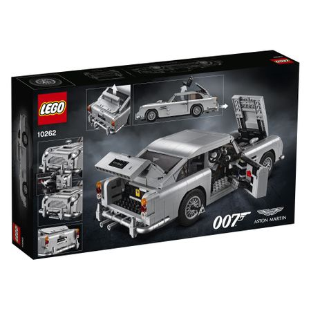 LEGO Creator Expert - James Bond Aston Martin DB5 10262 6