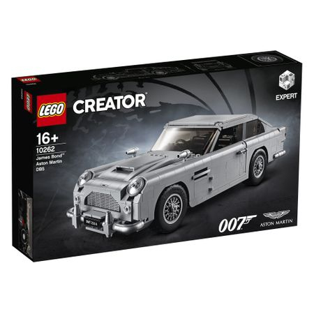 LEGO Creator Expert - James Bond Aston Martin DB5 10262 0