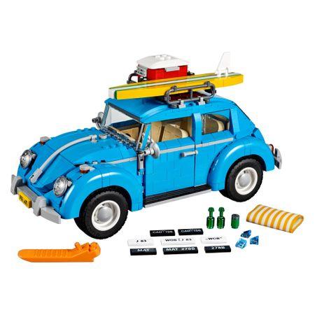 LEGO Creator Expert - Volkswagen Beetle 10252 5