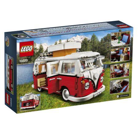 LEGO Creator Expert - Volkswagen T1 Camper Van 10220 0