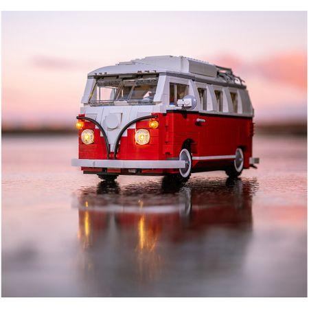 LEGO Creator Expert - Volkswagen T1 Camper Van 10220 2