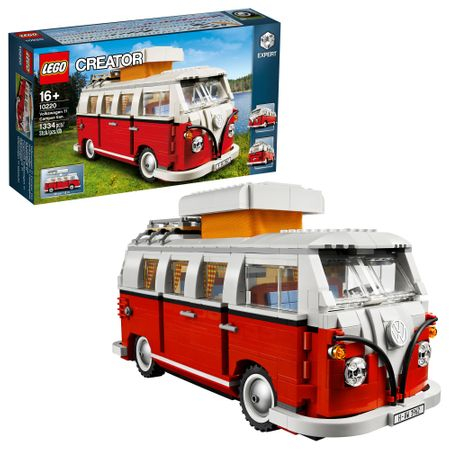 LEGO Creator Expert - Volkswagen T1 Camper Van 10220 8