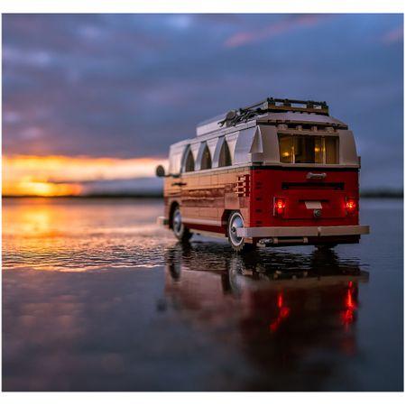LEGO Creator Expert - Volkswagen T1 Camper Van 10220 3