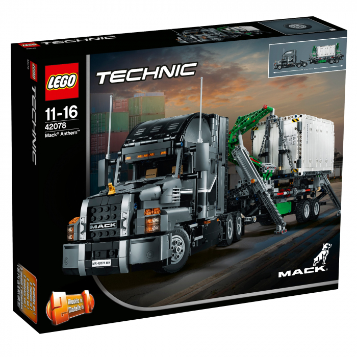 LEGO® Technic Mack® Anthem™ 42078 [0]