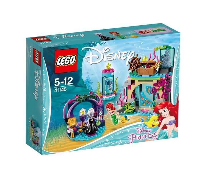 LEGO® Disney Princess™ Ariel si vraja magica 41145 0