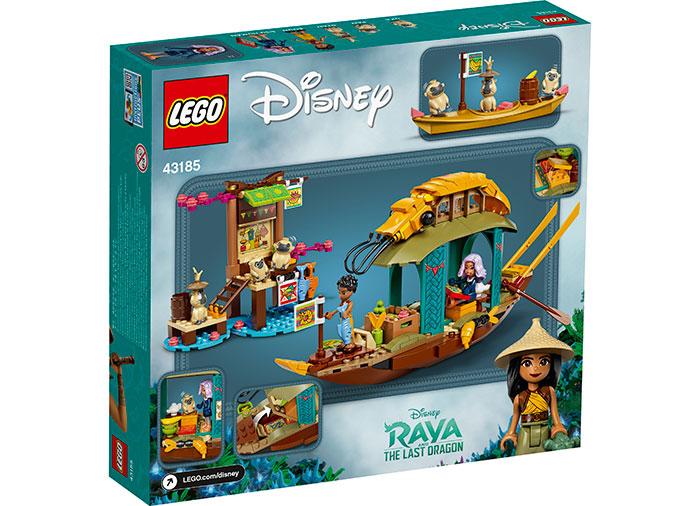 LEGO® Disney Princess™: Barca lui Boun 43185 [1]