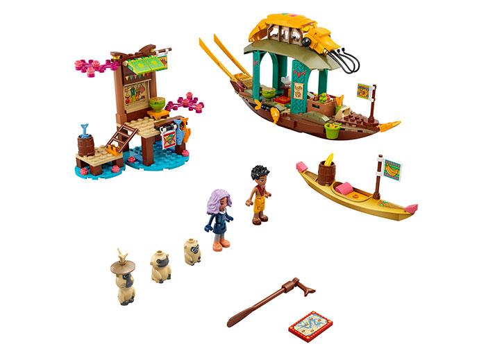 LEGO® Disney Princess™: Barca lui Boun 43185 [0]