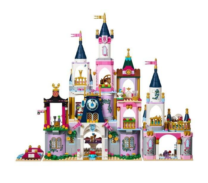 LEGO® Disney Princess™ Castelul de vis al Cenusaresei 41154 3
