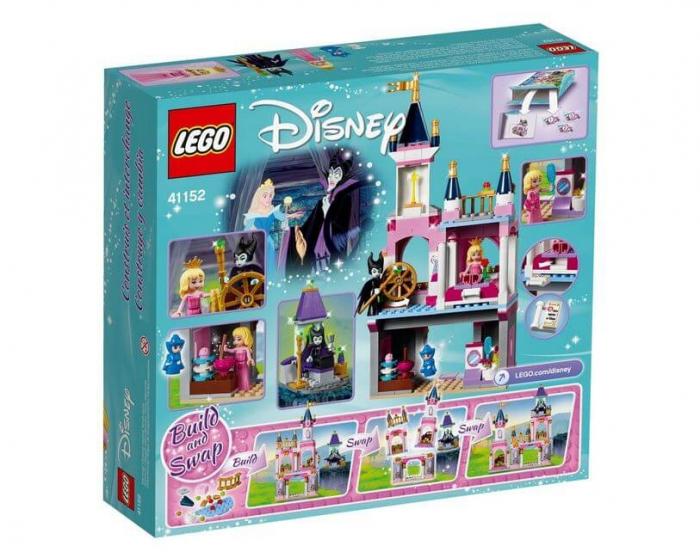 LEGO® Disney Princess™ Castelul Frumoasei Adormite 41152 1